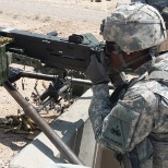 U.S. Army photo: mk19 range