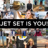Employees showcasing what Jet Set means to them
