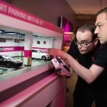 T-Mobile photo: 5G brings the chance to work on technology that could transform lives