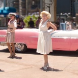 Universal Studios Hollywood photo: Diamond Dolls performing at USH