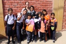 Toms Giving Trip to villages of Peru