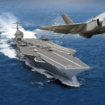 General Atomics and Affiliated Companies photo: GA develops electromagnetic aircraft launch and recovery systems for the U.S. Navy