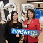 Visiting Nurse Service of New York photo: VNSNY at 125!