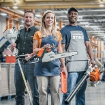 Power Up Your Career with STIHL!
