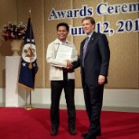 Library Of Congress photo: 25 Years Service Award for Library of Congress, Bangkok, Thailand
