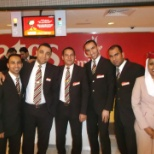 EMAAR photo: A group picture with Kidzania Staff