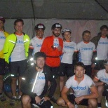 Indeed cycling team at the 2012 MS150 (Houston to Austin)