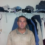Me at the city rescue mission, love helping people in need
