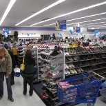 Wabash Valley Goodwill photo: Customers Shopping
