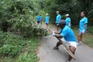 Shelby Farms service project