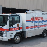 Alberta Home Services photo: Furnace Cleaning Trucks