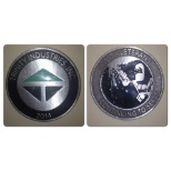 Trinity Industries photo: Trinity's Challenge Coin - We Love Our Vets!