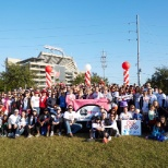 HSN Cares Team at the Tampa Bay Heart Walk