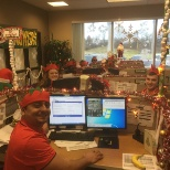Financial Asset Management Systems photo: Holiday Decorating Contest