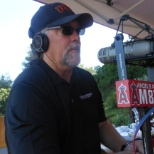 Our Director of Retail & Commissary Operations, Bob Vogel, live on the Angels Radio station