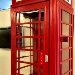 One Direction Phone Booth