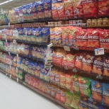 Frito-Lay photo: My finished store