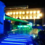 The Ritz Carlton Bangalore .. Rooftop bar