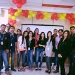 Genpact photo: Birthday Celebration