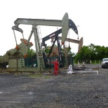Weatherford photo: PumpJack Installation