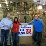 Association of Legal Administrators – Boston Chapter's volunteer drive to help End Hunger.
