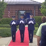 GFAFB, Honor Guard