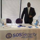 SOS Security photo: Northern VA Community Collge Career Fair