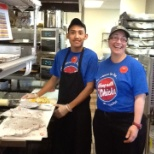 Schlotzsky's is a great place to work!