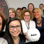 bwin.party digital entertainment photo: Happy International Women's day