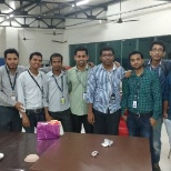 MphasiS photo: IT Support Team-Mphasis
