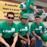 Fidelity Investments photo: Fidelity Cares fosters an environment where our employees are proud to work.
