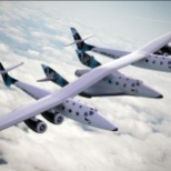 Virgin Galactic photo: WK2 with SS2 attached