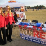 WEAR RED CAMPAIGN....WEAR RED TO SUPPORT OUR TROOPS:)