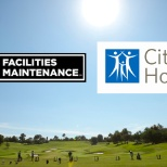 Charity golf tournament hosted by HD Supply