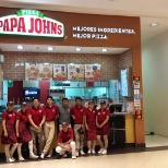 Papa John's photo: reunión mensual