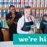 Working at DAVIDsTEA is fun, fast-paced…and never boring.