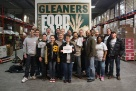 ESG volunteers help out at a Gleaners outing on March 22nd, 2014!
