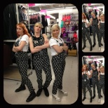 Topshop photo: Twin day fashion Friday