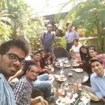 Amazon.com photo: Team Brunch at Taj Vivanta