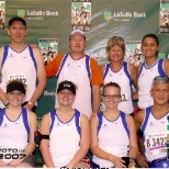 Chicago Marathon Team 2007