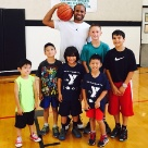 YMCA Summer Basketball Camp