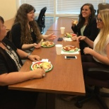 photo of Global Payments Inc., Pizza Day at our Franklin office