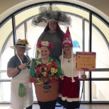 Lakeland office of Lawn & Garden South Atlantic had a lawn & garden themed dress up day.