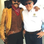 Is that a cowboy or our CEO?