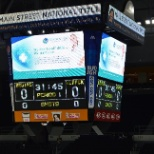 Check out ReadyNurse on the Dunkin' Donuts Center during the Providence Buins pregames!