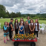 Girl Scouts of Oregon & SW Washington photo: Troop Outing