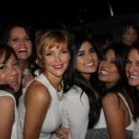 Nerium International photo: ALL White Party (15,000) in attendance. I am on the right