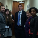 photo of Global Payments Inc., Some employees at our Franklin office