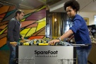 Foosball is a way of life at SpareFoot