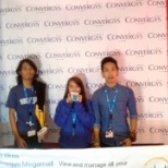 Convergys photo: We had a free DQ ice cream from the company!